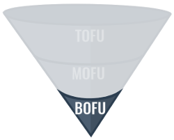 BOFU - Bottom of the Funnel