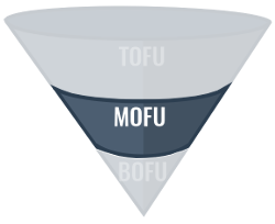 MOFU - Middle of the Funnel