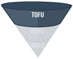 TOFU - Top of the Funnel