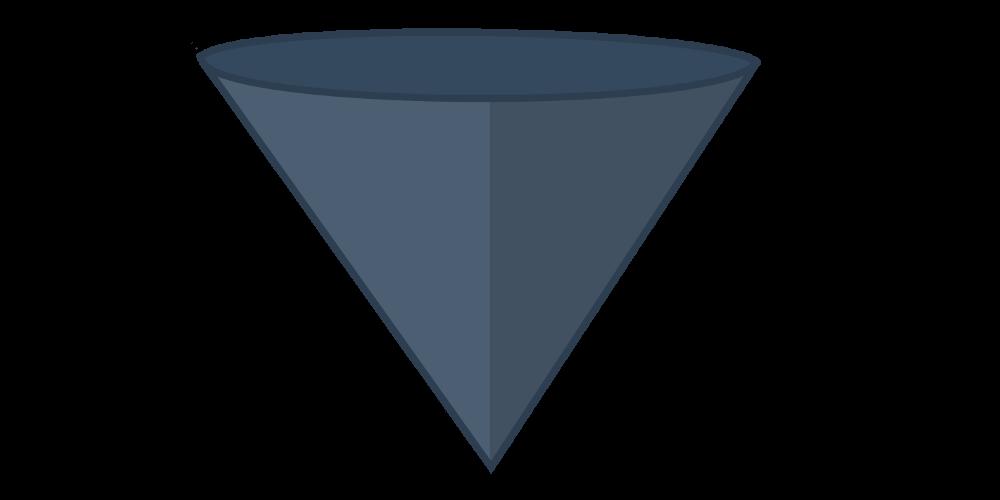Verkaufstrichter Form